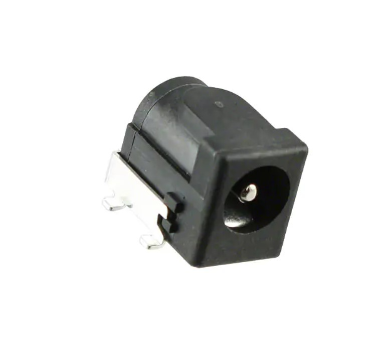 CONN-POWER JACK 2.1MM SMD